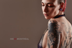 Ink of Montreal  Death Kiss-5